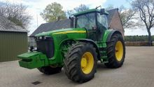 2002 John Deere 8420 Powershift