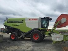 2013 Claas LEXION 760