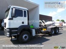 2015 Man TGS 33.400 BB WW 6x4 z