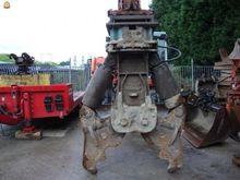 MSCR Demolition Shear MSRC 3000