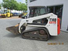 2006 Bobcat T140  Schaufel Gabe