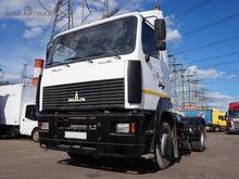 2011 Maz 5440А3-320-002
