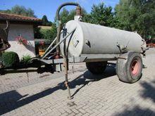 Beinlich 6000 Liter Vacuumfass