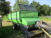 Used Deutz-Fahr K550