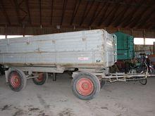 Dreiseitenkipper Lang 8 Tonnen