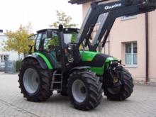 2010 Quicke Q75 Agrotron M 620