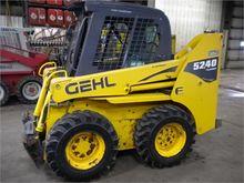 Used GEHL 5240E in J