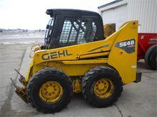 Used GEHL 5640 in Ju