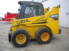 Used GEHL 5640E in J