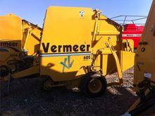 2003 VERMEER 605XL