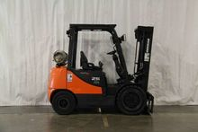 2011 Doosan Industrial Vehicle
