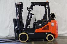 2013 Doosan Industrial Vehicle