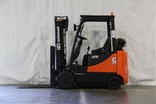 2007 Doosan Industrial Vehicle