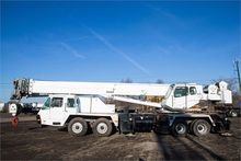 Used 1999 Terex T750