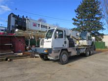Used Terex Cranes for sale in New Jersey, USA | Machinio