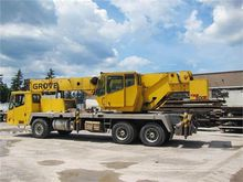 Used 2002 Grove TMS5