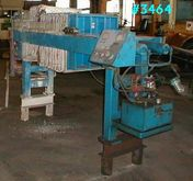 HOESCH 7 CU. FT.  FILTER PRESS