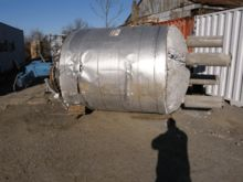 Alloy Fab 1,000 GALLON  REACTOR
