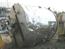 2,000 GALLON TANK – T-316 S/S