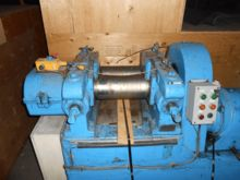6 in. X 12 in. TWO ROLL MILL