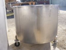 600 GALLON MIX TANK – S/S (2 AV