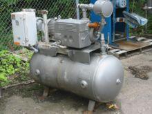 Busch RCO-100 ROTARY VANE OIL S