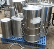LOT OF 12 STAINLESS STEEL STOCK