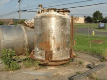 650 GALLON REACTOR/STILL – 316