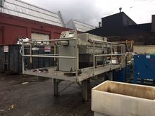 JWI 10.5 CU. FT.  FILTER PRESS