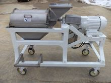 FMC 50 MODEL  PULPER/FINISHER