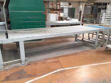 Belt conveyor length 4.000 mm