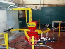 Finihing robot CMA Roby 6 ATEX.