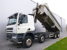 2010 Daf CF85.410 RIGHT HAND DR