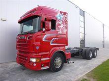 2012 Scania R730