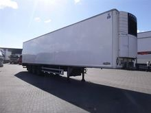 2012 Chereau 3-AXLE BPW WITH VE