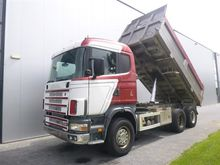 1998 Scania R144.530