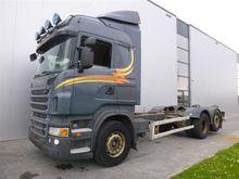 2010 Scania R560