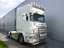 2008 Scania R420