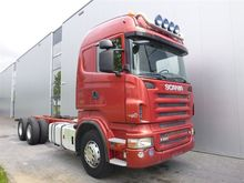 2006 Scania R580