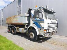 1989 Scania 113.360
