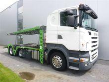 2009 Scania R420