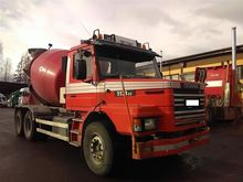 1990 Scania T113.360