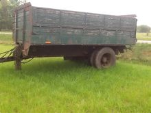 Obsolete truck chassis