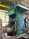 1992 Hydraulic stamping press S