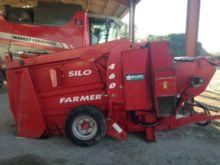 2008 Silofarmer BMV DP460 Silag