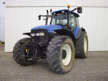 2004 New Holland TM 155 Farm Tr