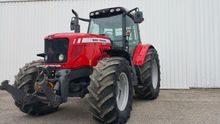 2011 Massey Ferguson 6480 Farm