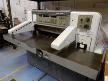 1986 Polar GUILLOTINE 92 EMC, J