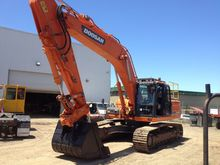 Used 2011 Doosan DX3