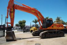 Used 2012 Doosan Dx4